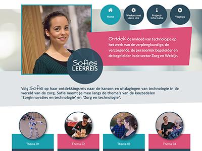 Sofies Leerreis